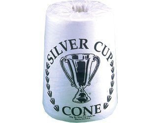 Silver Cup Cone Chalk (Case of Six) by Silver Cup Chalk