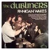 FINEGANS WAKE VINYL LP THE DUBLINERS 1966 HALLMARK RECORDSby THE DUBLINERS