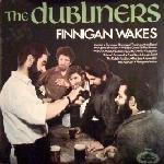 FINEGANS WAKE VINYL LP THE DUBLINERS 1966 HALLMARK RECORDS
