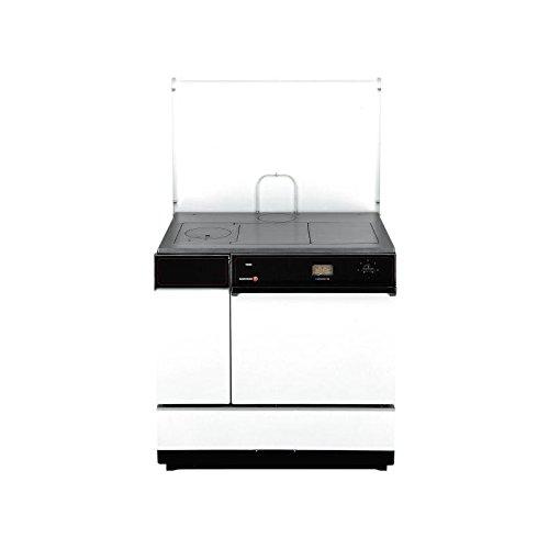 Cuisinire--bois-ROSIERES-CL18086A-Largeur-86-cm-12-kW-Bches-50-cm-Rdt-71-CO-019-Four-54-L-Blanc
