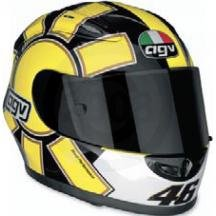 Buy AGV XR-2 Helmet, Gothic Yellow, Size: XL, Helmet Type: Full-face Helmets, Helmet Category: Street, Primary Color: Yellow
