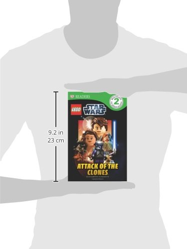 Attack of the Clones (Dk Readers. Lego)