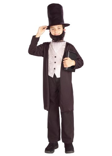 Child Abraham Lincoln Costume