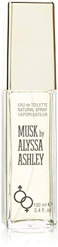 Alyssa Ashley Musk Eau de Toilette Spray 100 ml
