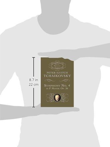 P.I. Tchaikovsky (Dover Miniature Scores)