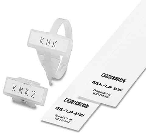 Phoenix Kunststoff-Kabelmarker KMK