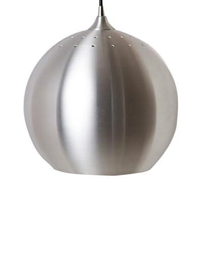 Iconscorner Lámpara De Suspensión Ball Plateado