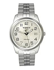 Tissot T-Classic PR 100 Silver Dial Men's watch #T049.410.11.032.01
