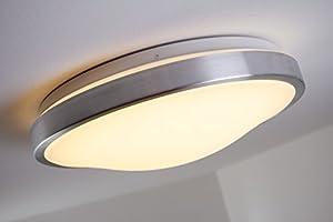 LED bathroom ceiling light - 3000 Kelvin - 1350 Lumen - IP 44 by hofstein