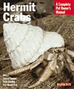 Barrons Books Hermit Crabs Pet Owners Manual