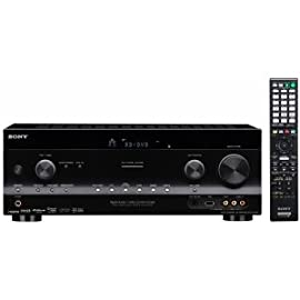 Sony STR-DN1020 3D Blu-ray Disc A/V Receiver (Black)