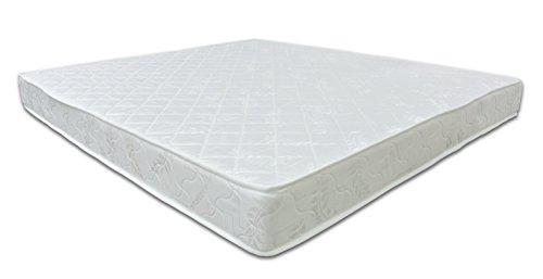 Materasso Matrimoniale Easy Altezza 18cm 160 x 190 cm - Cotone Ortopedico