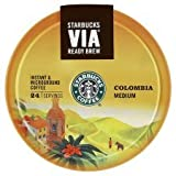 Starbucks VIA Colombia (24 Servings)