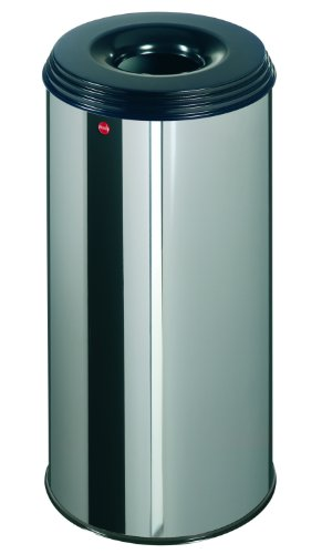 hailo-flame-extinguishing-waste-bin-profiline-safe-50l-stainless-steel