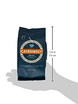 Cafédirect Fairtrade Decaf Roast & Ground Coffee from Cafédirect Plc