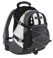 Outdoor Products 4303OP-SRB Op Glacier Ii Hydration Pack Siam Ruby