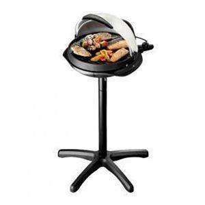 Princess 112244 barbecue electrique avec couvercle rond - Barbecue electrique avec couvercle ...