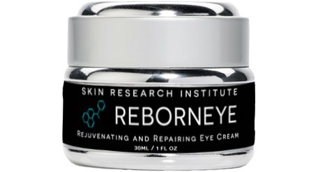Reborneye - Rejuvenating and Repairing Eye Cream - Advanced Anti-Aging Formula - Fill In Wrinkles & Crow's Feet - Deflates Eye Bags - Reduces Dark Circles - Diminish Puffiness (Advanced Eye Cream compare prices)