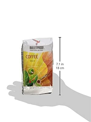 Bulletproof - Upgraded Coffee (ground) - 340g/12oz (single) from Bulletproof