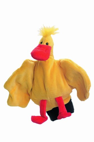 Hape - Beleduc - Yellow Duck Glove Puppet