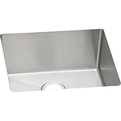 Elkay EFRU191610 Avado Undermount Sink, Stainless Steel