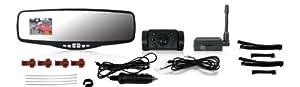 Yada BT50326 Bluetooth Mirror Speakerphone and Reversing Camera