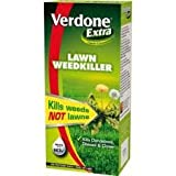 Value Pack of 2 - Verdone Extra Liquid Concentrate Lawn Weedkiller 1L - SAVE ON POSTAGE
