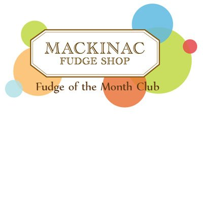 12 Months Gourmet Fudge of the Month Club