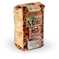 Certified Organic Yerba Mate - Dark Roast 12 oz. loose tea - (Pack of 3) (Yerba Mate Tea Dark Roast compare prices)