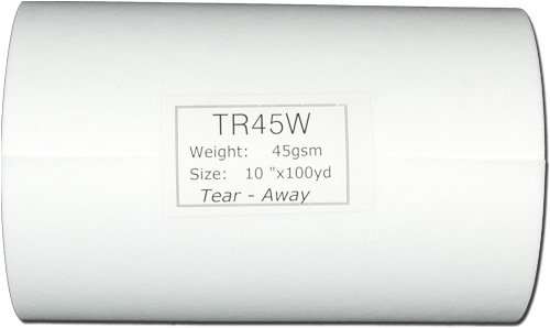 Regular Tearaway Embroidery Stabilizer - 10