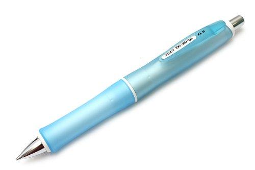 Pilot Dr. Grip G-Spec Frost Color Shaker Mechanical Pencil - 0.5 Mm, Frost Soft Blue Body (Hdgs-60R-Rsl)