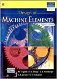 img - for Design of Machine Elements-International Edition book / textbook / text book