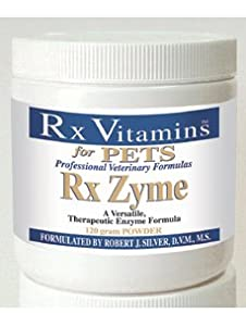 Rx Vitamins for Pets - Rx Zyme Powder 120 g