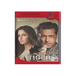 Ek Tha Tiger (2 Disc Set) Bollywood DVD With English Subtitles