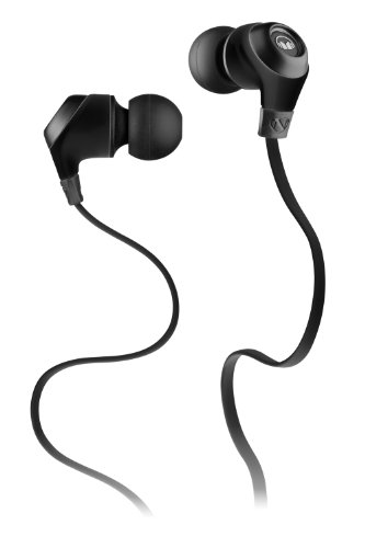 Monster Mobile Talk In-Ear Headphones, Midnight Black