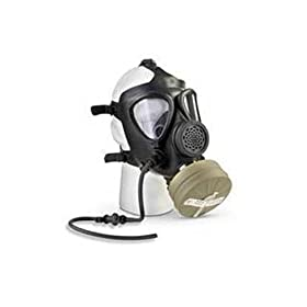 Israeli M-15 Military Gas Mask by Shalon