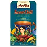 Yogi Tea Sweet Chili Mexican Spice Tea 15 Bag
