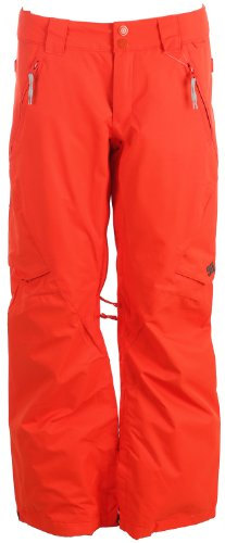 I0UQA5B DC Juniors Ace Pant, Cherry Tomato, Medium