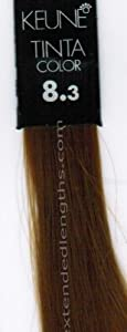 Keune Tinta Color 8.3 Permanent Hair Color