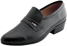 Shoe Bazar Leather Sole Shoes B00ORV3AC8