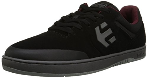 Etnies Men's Marana Lace Up, Black/Dark Grey/Grey, 12 D US