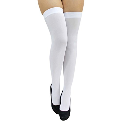 Luxury Divas Over The Knee Thigh High Stockings