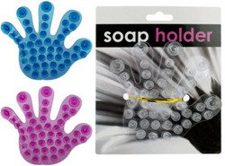 Hand Suction Cup Soap Holder (Sold by 1 pack of 24 items) PROD-ID : 1865846