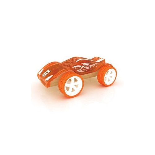 Hape - Bamboo Mini Twin Turbo Vehicle - 1