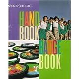 Junior Girl Scout Handbook and Badge Book (2 Book Set)