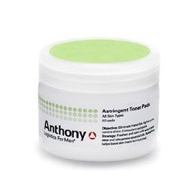 Best Cheap Deal for Anthony Astringent Toner Pads, 60 counts from Anthony Logistics for Men - Free 2 Day Shipping Available