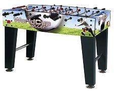 """Fußballkicker WORLD-CUP """"HOBBY II"""" Ein tolles Modell in besonderem Design zum günstigen Preis günstig kaufen"""