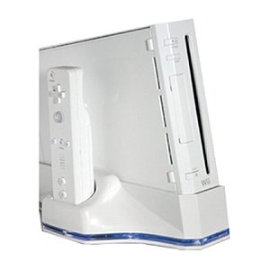 Dreamgear DGWII-1027 4 In 1 Cooling Stand with AC Adapter for Nintendo Wii (Wii Cooling Stand compare prices)
