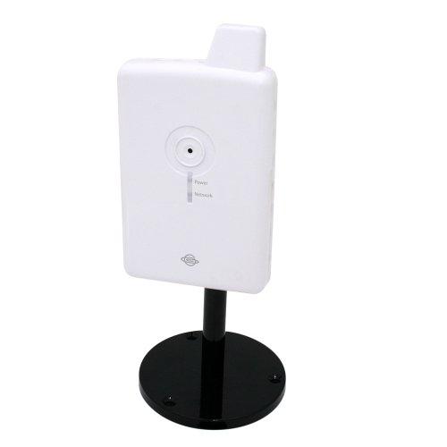 【Amazonの商品情報へ】PLANEX iPhoneでカメラ映像が確認できる 11n/b/g 無線・有線LAN対応ネットワークカメラ (30万画素) CS-W05N