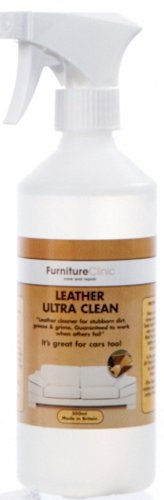 Leather Ultra Clean - Lederreiniger - 500ml
